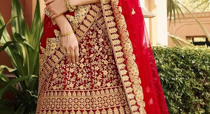 Choose your Bridal Lehenga Colour
